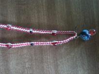 Red shroom Necklace