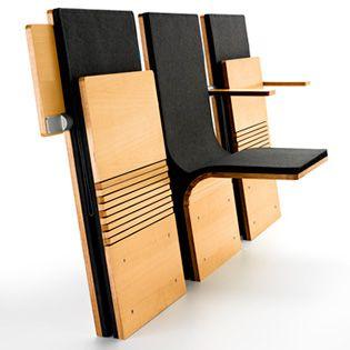 Auditorium Seating Sedia SystemsZiba Industrial Design DIY