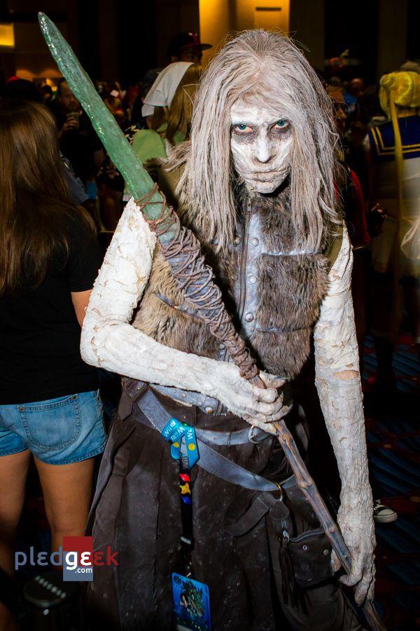 Female White Walker cosplay via Pledging Geek | First 40 Cosplays DragonCon 2013. Halloween Fancy DressHalloween Costume ...  sc 1 st  Pinterest & Female White Walker cosplay via Pledging Geek | First 40 Cosplays ...