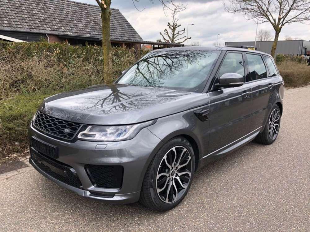 2018 Land Rover Range Rover Sport Tdv6 Hse Dynamic 2018 New Model Panorama Keyless Dab Tags 2018 Landrover Land Rover Sport Land Rover Range Rover Sport