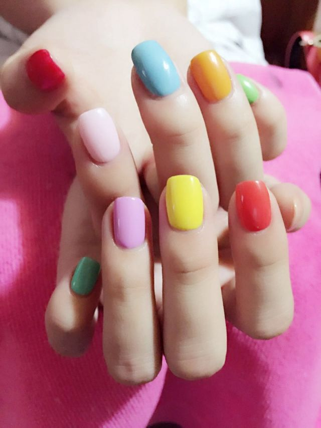 Gel Nail Polish Ebay- HireAbility