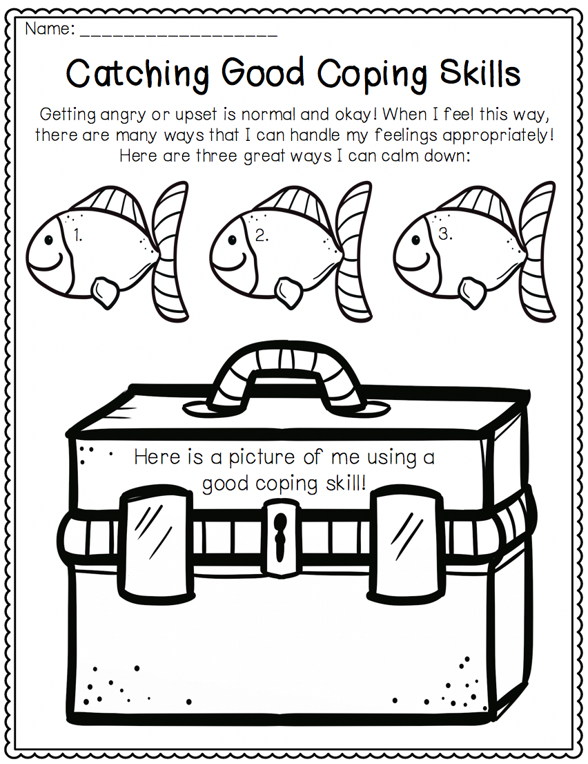 catching good coping skills coping skills och hälsosamt catching good coping skills 3 activities to help students learn about positive coping skills