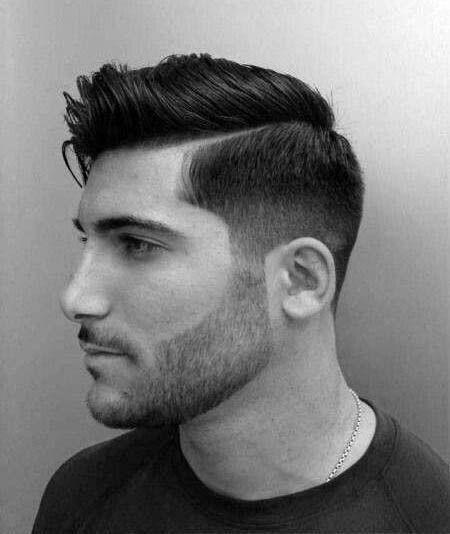 40 Hard Part Haircuts For Men Sharp Straight Line Style Mens Hairstyles Haircuts For Men Side Part Hairstyles