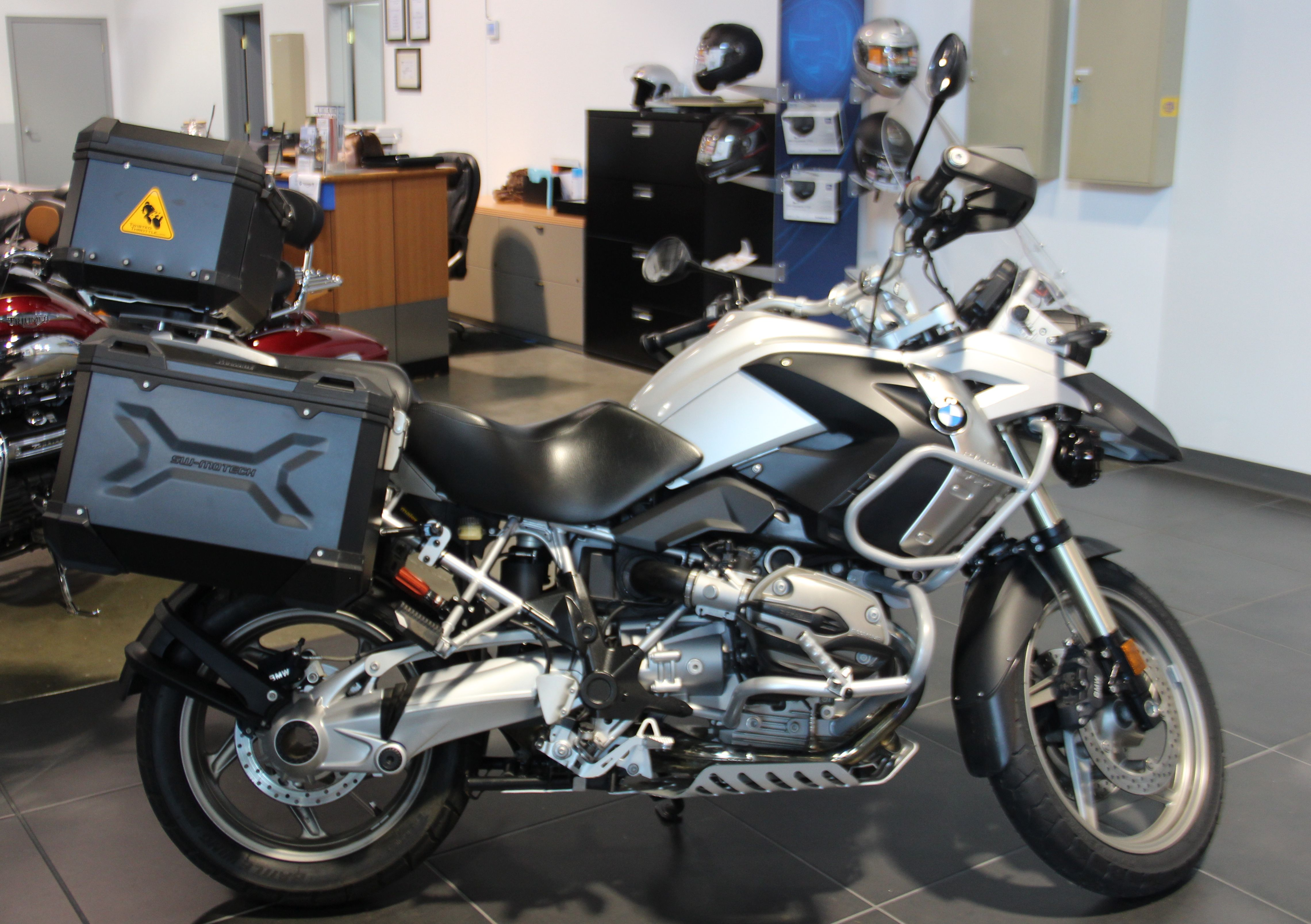 bmw r1200gs dulles va 2008 motorcycles bike 1200 motorbikes
