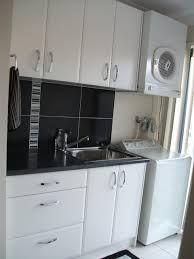 Laundry Cupboards Top Loader Laundry Design Small Laundry Room