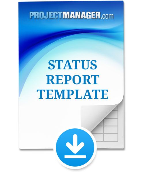 Status Report Template  Project Management    Project
