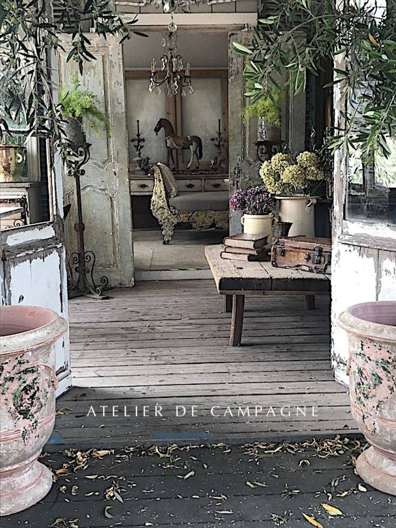 The Finest French Antiques & Brocante: A Closer Look at Atelier De Campagne — Chateau Sonoma