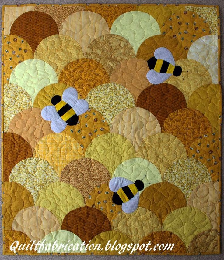 Quilt Fabrication: Honey Bee and a Freebie | Quilts, Quilts ... : honey bee quilt pattern - Adamdwight.com