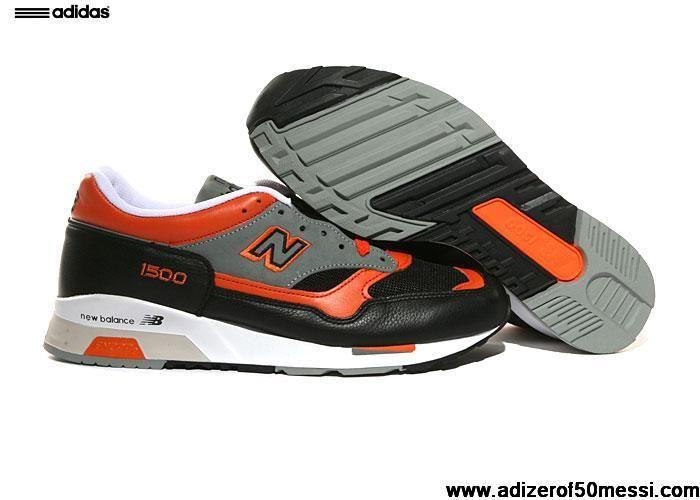 Sale Cheap New Balance NB M1500CT3 classic Grey Black Orange For Men shoes  Soccer Boots Store