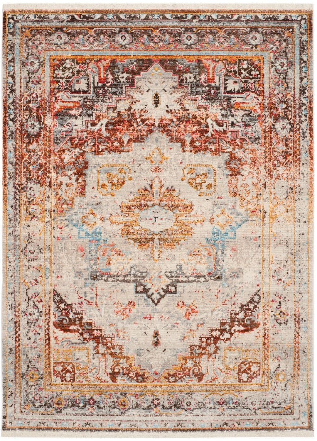 Features Vintage Persian Collection Material Polyester