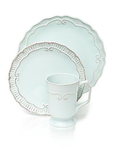 Capri Robin\u0027s Egg Dinnerware Collection. Lake House ...  sc 1 st  Pinterest & Capri Robin\u0027s Egg Dinnerware Collection | Dinnerware Lake house ...