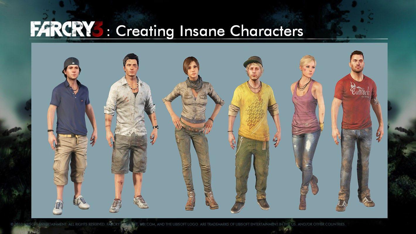 Far Cry 3 Digital Survivors Far Cry 3 Crying Digital