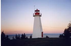 Cape George Lighthouse, Antigonish, Nova Scotia