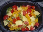 Kartoffeln mit Paprika und Tomaten von YvBe | Chefkoch  Kartoffeln mit Paprik…