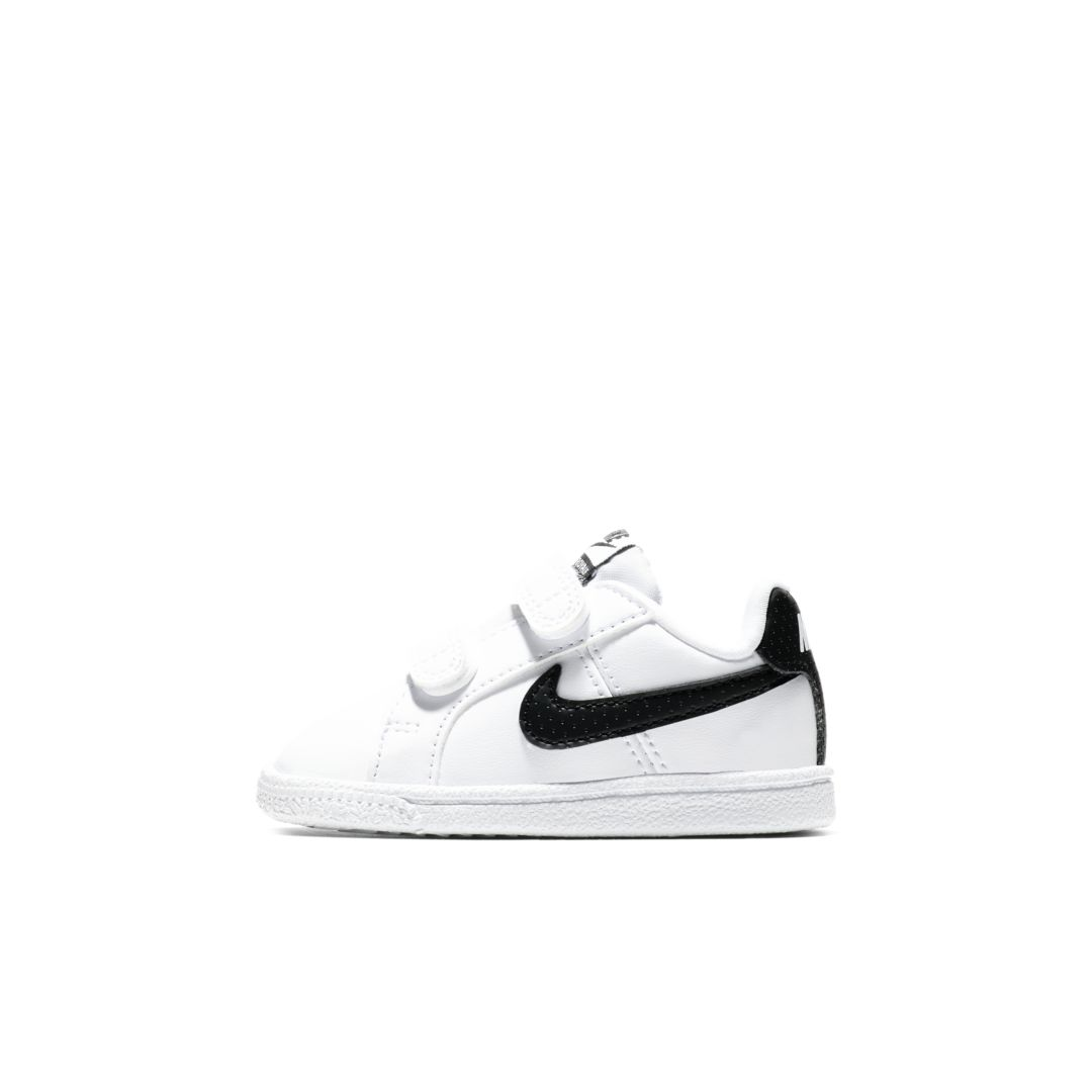 f96817fa9012 Nike Court Royale SL Infant Toddler Shoe Size 3C (White)