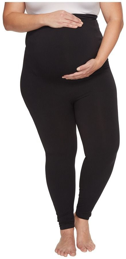 5f6ef343bf4960 Spanx Plus Size Mama Look At Me Now Leggings Women's Casual Pants Plus Size  Leggings,