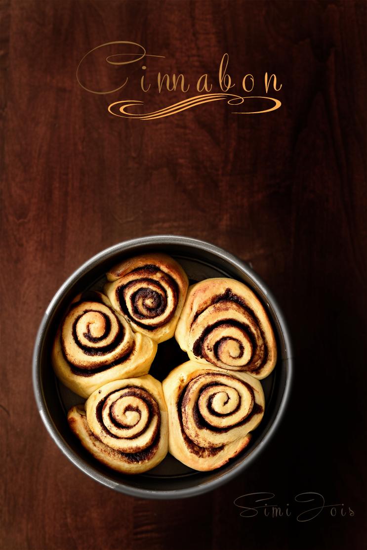 Cinnabon Cinnamon rolls for Mother's day