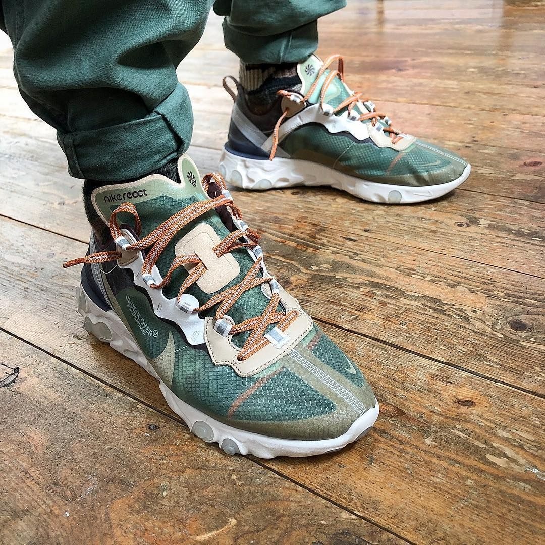 Nike react   my type of kicks in 2019   streetwear shoes, sneakers ...