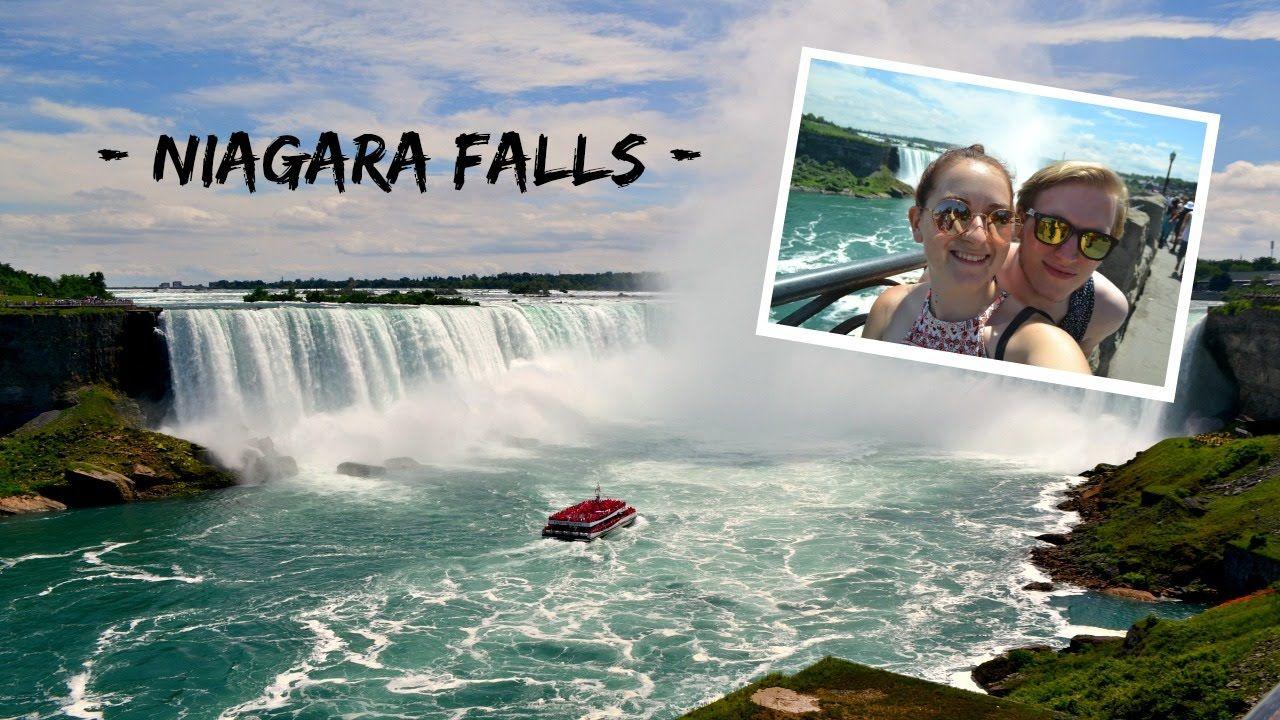 Chutes Du Niagara En Bateau Canada Niagara Falls