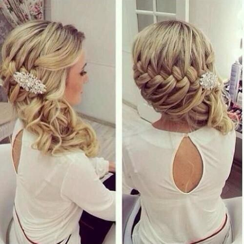 Wedding hair - Wedding look