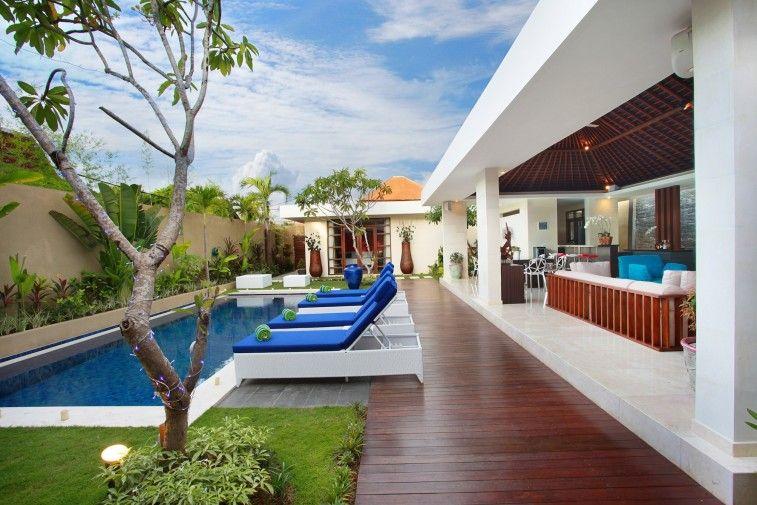 Modern Minimalist 4br Villa Luxury House In Seminyak Bali