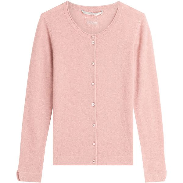 81 Hours by Dear Cashmere Cashmere cardigan ($270) ❤ liked on ...