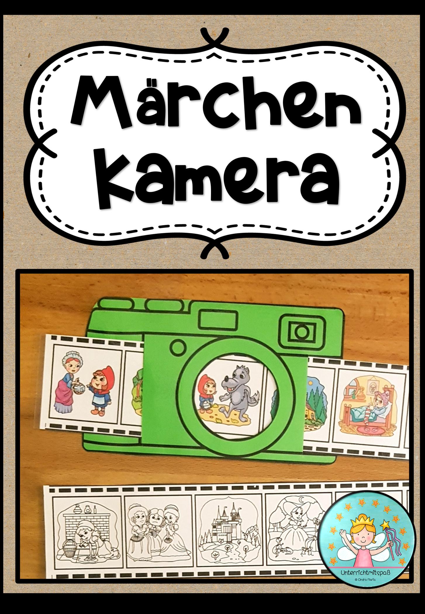 Märchenkamera (für alle Sprachen geeignet)