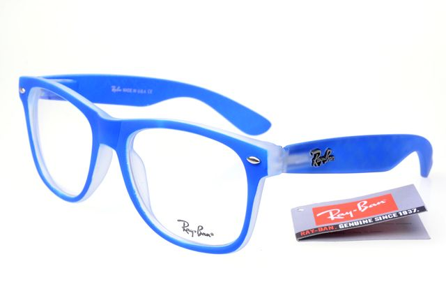 Ray-Ban DX300 Blue Frame Transparent Lens RB1319 [RB-1339] - $14.80 ...