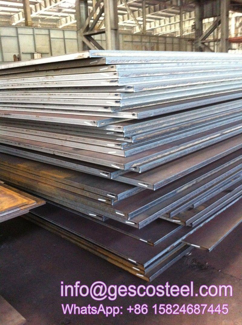 Astm A387 A387m Standard Specification For Pressure Vessel Asme Sa387 Astm A387 Q245r Q345r A285grc A516gr50 60 70 A537cl1 Cl2 Corten Steel Corten Steel
