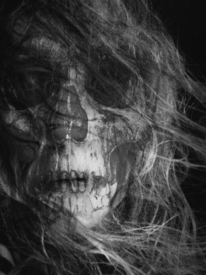 Life's true face is the skull