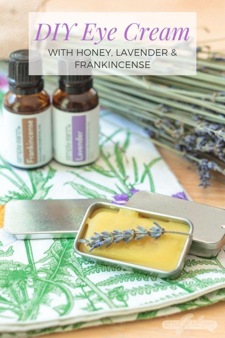 Blog Diy eye cream, Essential oil cream, Eye cream