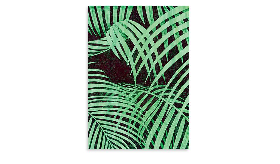 MONOQI   Palm Leafs