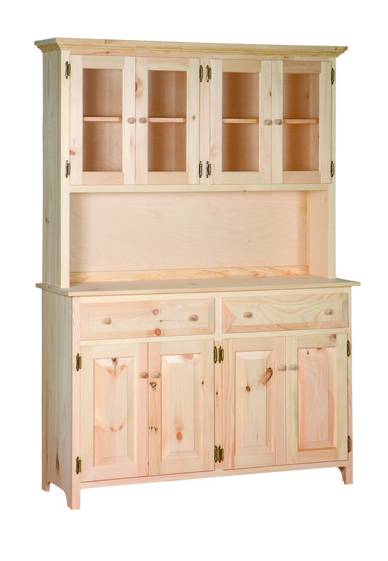 Large Kitchen Buffet Server and Hutch in 2019 | New House ...
