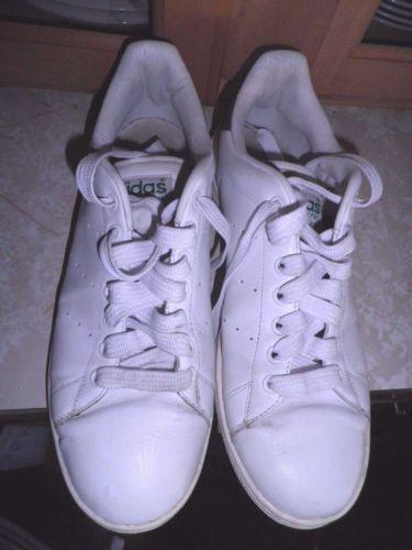 96985fb32 Adidas-Originals-2004-STAN-SMITH-ll-Mens-Size-10-White-Green-Size-11 ...