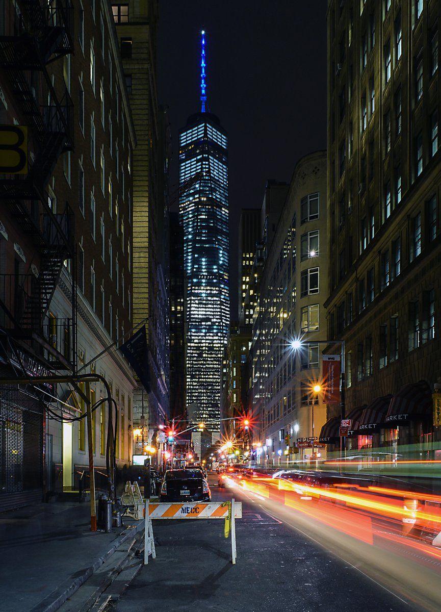 Nyc At Night Nyc At Night Dream City