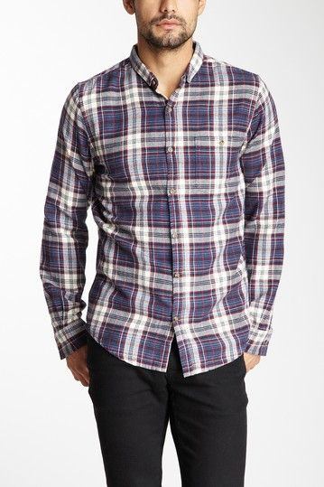 Jordan Flannel Shirt by Smooth Co. on @HauteLook