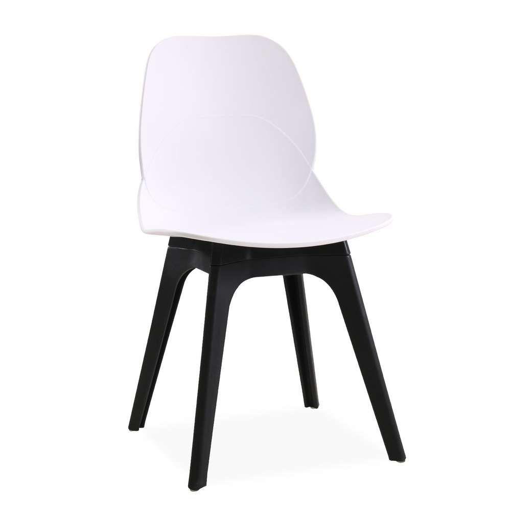 Silla Ariana Diseno Polipropileno Blanco Storage Design Furniture Home Decor