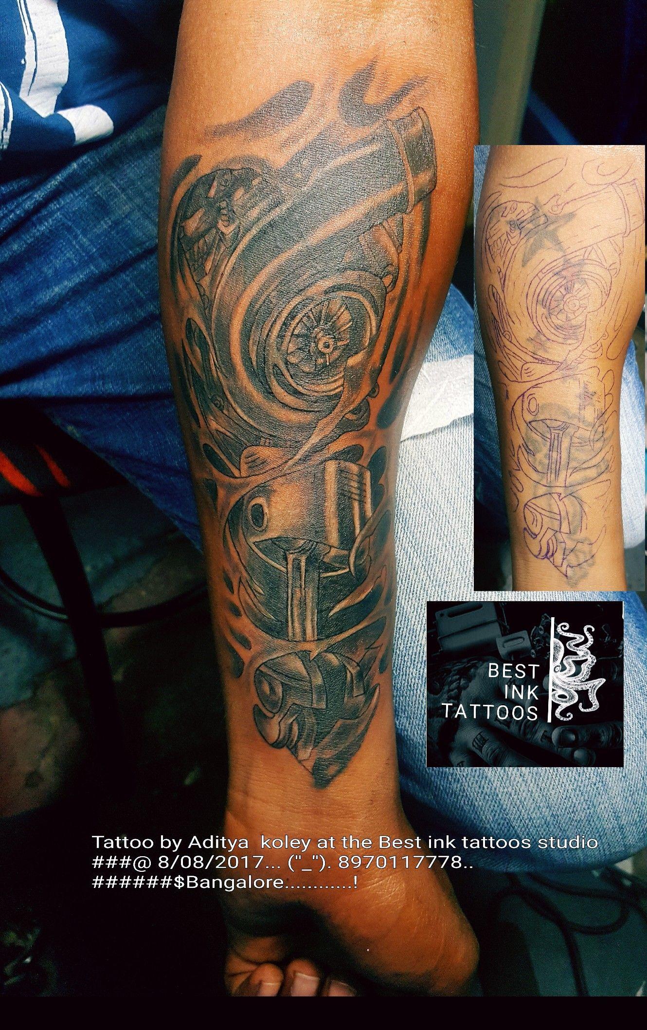 Cowboy Up Tattoos