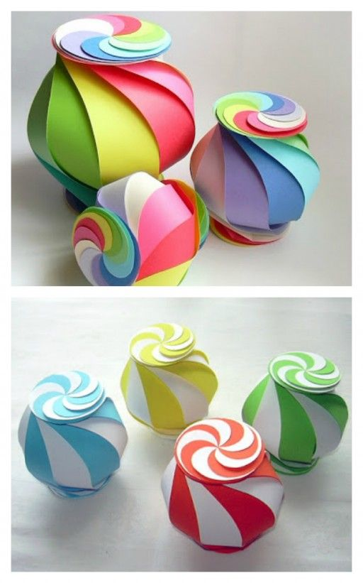 How to make amazing ten sided yin yang globe paper craft for Cool paper projects