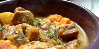 Blanquette de veau légère - Recette Légère - Plat et Recette #blanquettedeveau