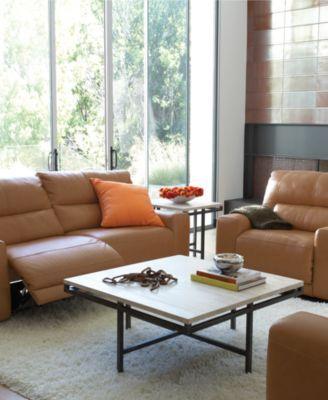 Ricardo Leather Sofa Living Room Furniture Collection ...