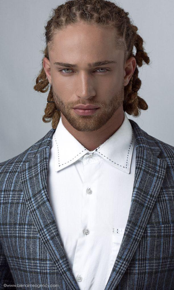 French Colombian male model Alexander Masson | BIENAIME ...