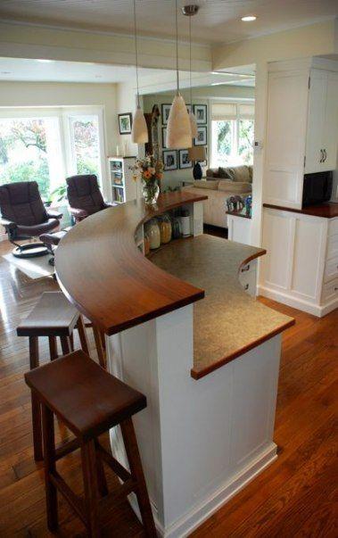 Photo of 59 Trendy Kitchen Island Bar Tiny House