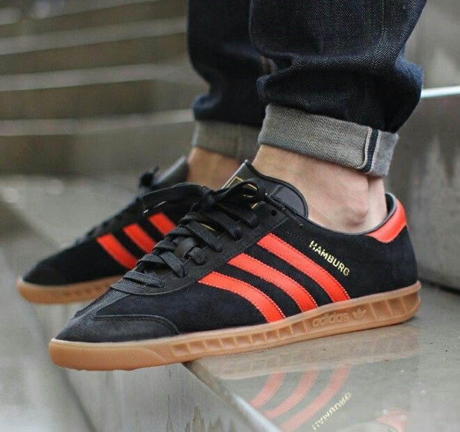 Adidas hamburg, Semi formal shoes