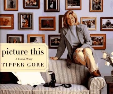 Book Picture This A Visual Diary Tipper Gore Biography & Memoir 1996 Hardcover