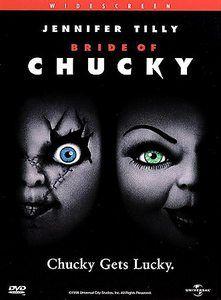 Bride of Chucky 1999 Used Digital Video Disc DVD 025192052125 | eBay