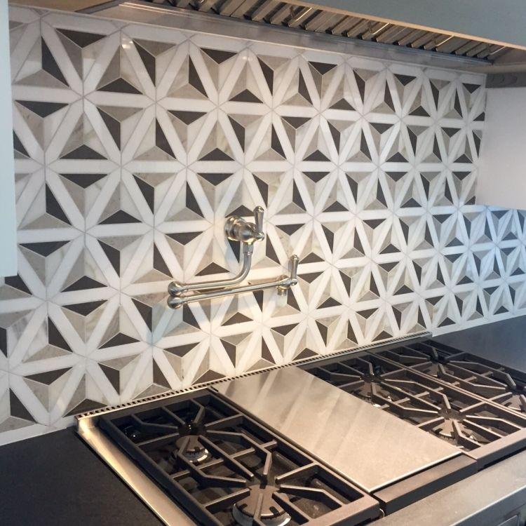 Natural Selections Design Center - Artistic Tile Duomo Grey ...