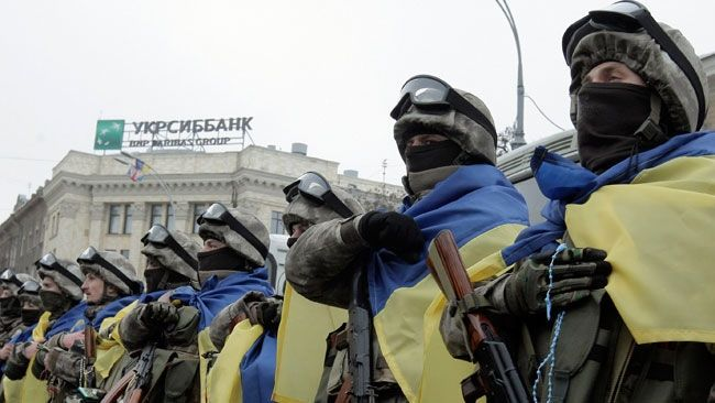 As Ukraine Collapses, Europeans Tire of US Interventions