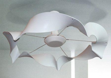 Ceiling Fan With A Very Lyrical Form Avec Images Idee De Decoration Decoration Maison Decoration Classique