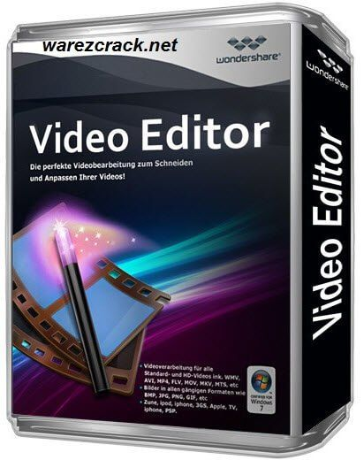 wondershare video editor mediafire